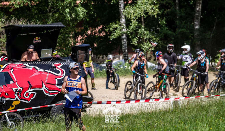 Rock The Hill 2019 - Bikefestival