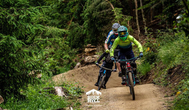 Rock The Hill Musik- und Bikefestival
